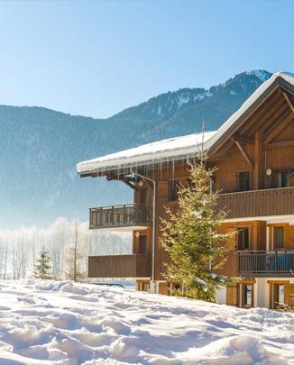 Residences a la montagne